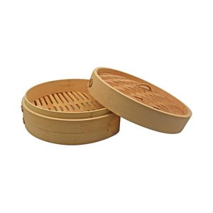 Kuchyňský napařovač z bambusu Bambum Harira, ⌀ 20 cm