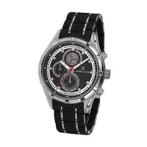 Černé dámské hodinky z nerezové oceli Daniel Klein Dreamer