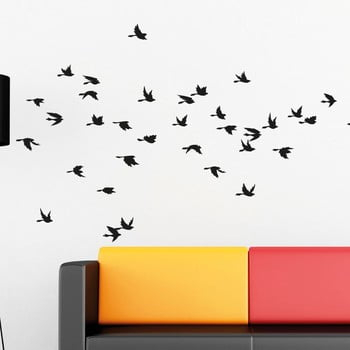 Autocolant Fanastick Birds in Flight