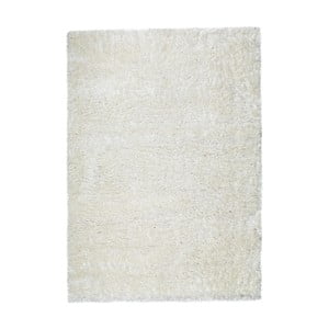 Šedokrémový koberec vhodný i na ven Universal Aloe Liso, 60 x 120 cm