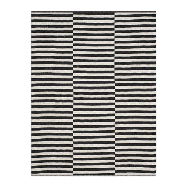 Bavlněný koberec Safavieh Mya Dark, 121x182cm
