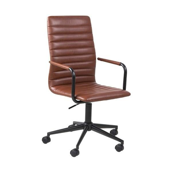 Hnědá kancelářská židle Actona Winslow