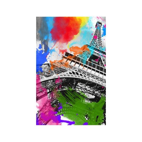 Obraz Pod Eiffelovkou, 45x70cm