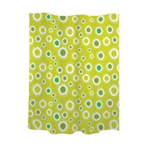 Sprchový závěs Suns Green