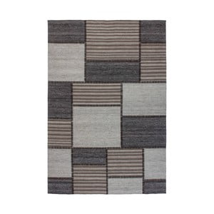 Šedý koberec Kayoom Vivian, 120 x 170 cm