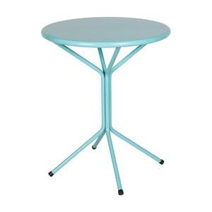 Bledě modrý venkovní stolek Crido Consulting Aqua