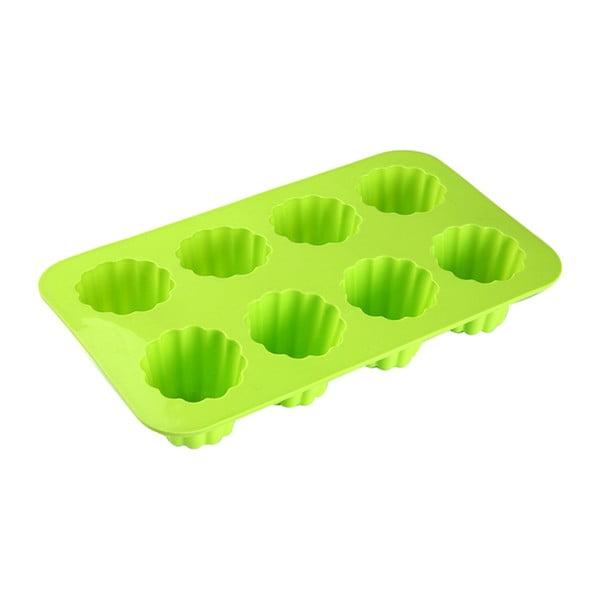 Formă pentru copt din silicon Versa, verde