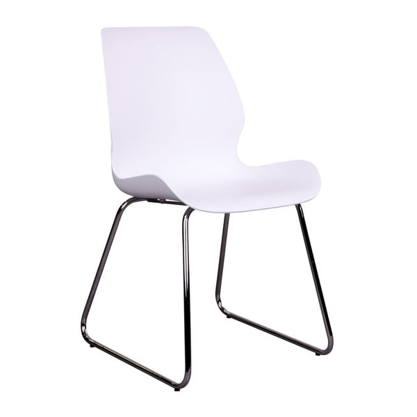 Set 2 scaune House Nordic Sola, alb