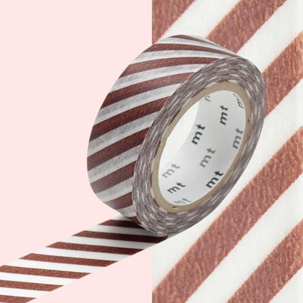 Taśma dekoracyjna washi MT Masking Tape Nicole, dł.10m