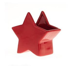 Dekorativní hvězda Deco in Red