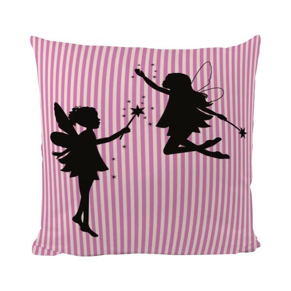 Polštář Two Fairies, 50x50 cm