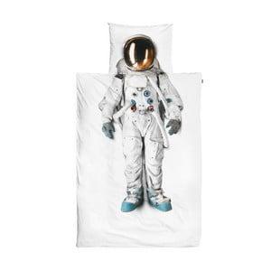 Lenjerie de pat Snurk Astronaut, 140x200cm