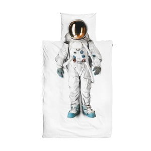 Povlečení na jednolůžko Snurk Astronaut, 140x200cm