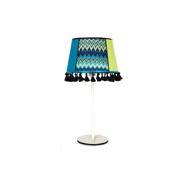 Stolní lampa Turquoiselle