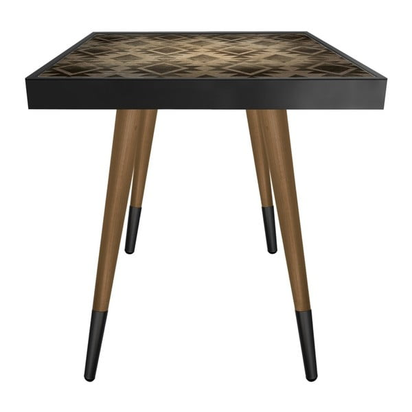 Príručný stolík Caresso Tile Square, 45 × 45 cm