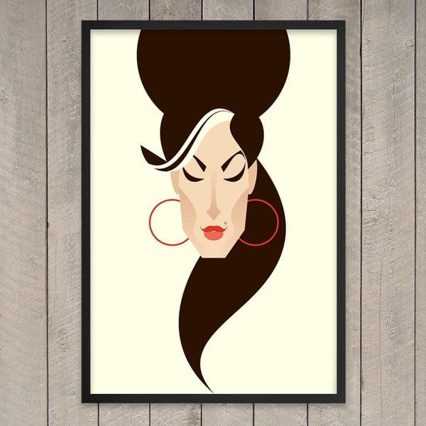 Plakát Amy, 29,7x42 cm