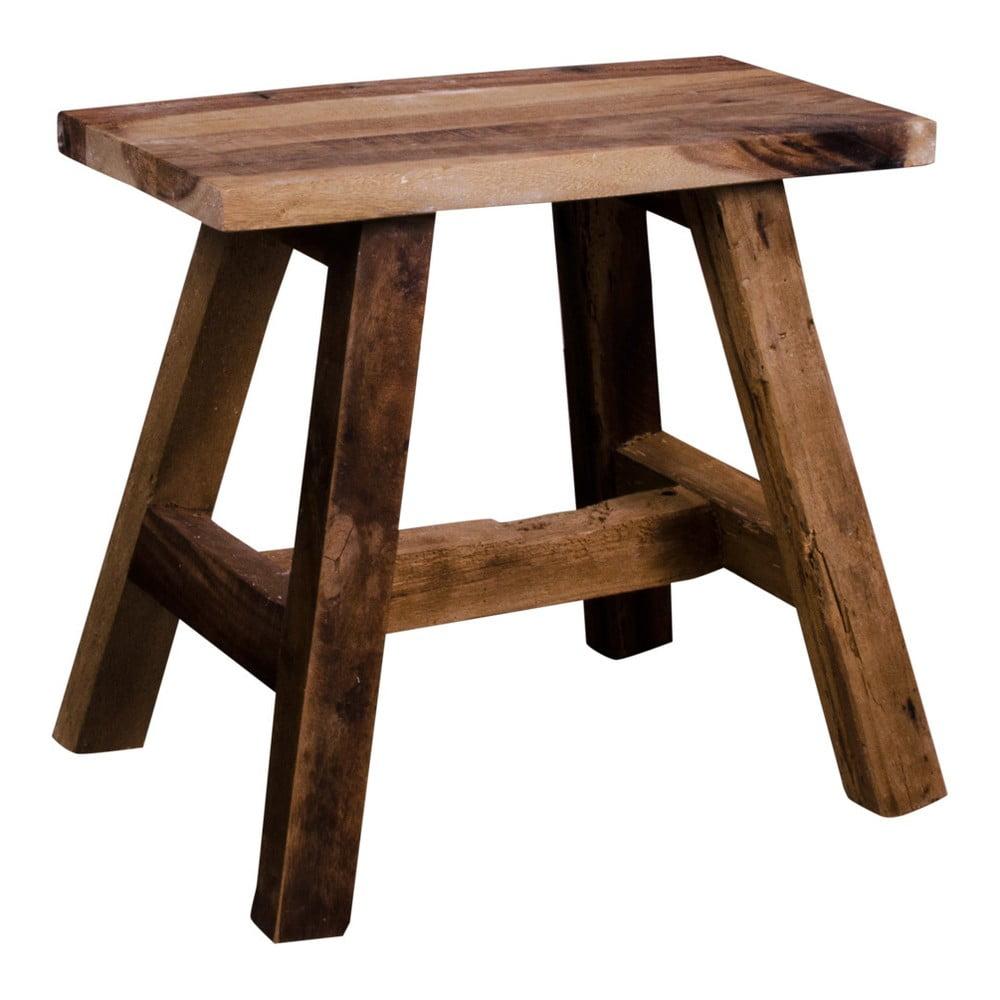 Stolička z teakového dřeva House Nordic Barcelona
