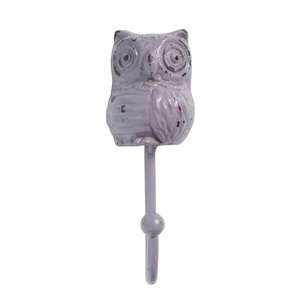 Háček Owl, levandulový