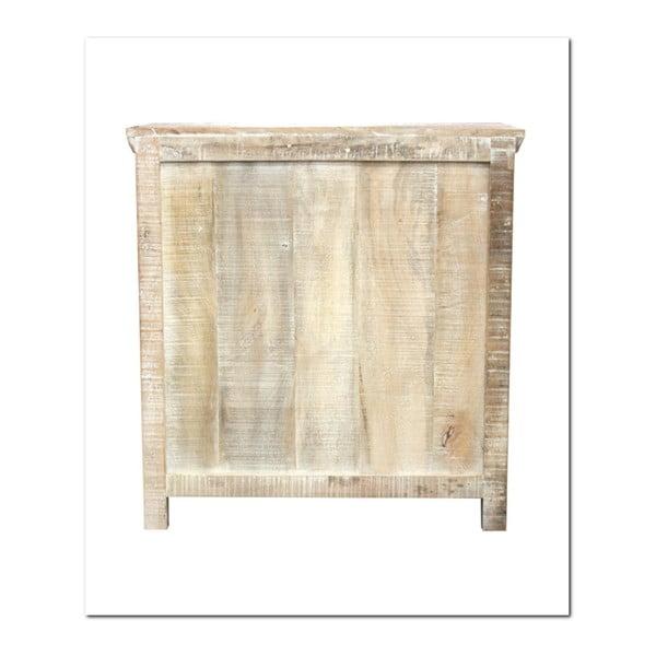 Komoda se 7 zásuvkami z mangového dřeva Støraa Bowman