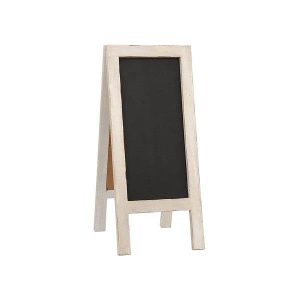 Stojací tabule na psaní Clayre, 43x100 cm