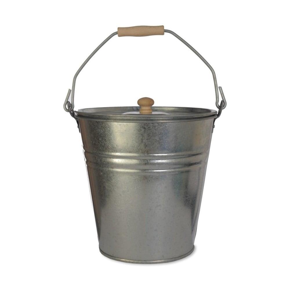Kbelík s víkem na popel Garden Trading Bucket