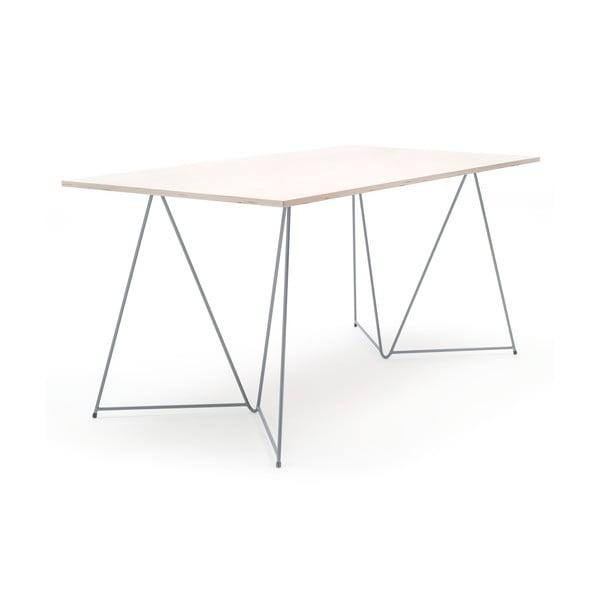 Podnož ke stolu Diamond Grey, 70x70 cm