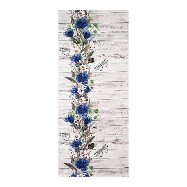 Běhoun Floorita Fiori Selvatici, 58 x 115 cm