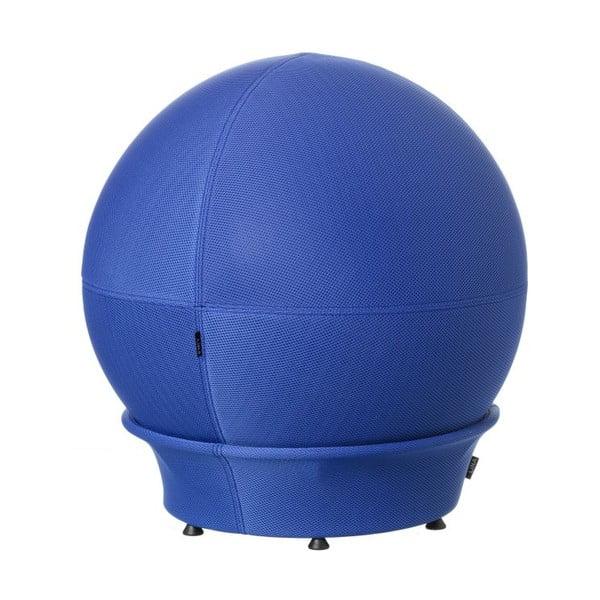 Sedací míč Frozen Ball Dazzling Blue, 55 cm