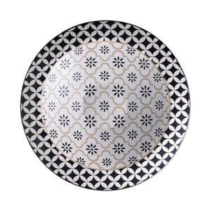 Kameninový servírovací talíř Brandani Alhambra, ⌀ 40 cm