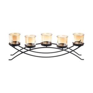 Svícen na 5 svíček InArt Sections