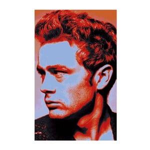 Fotoobraz James Dean Popart, 81x51 cm