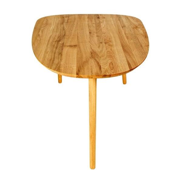 Konferenční stolek More Oak Drop