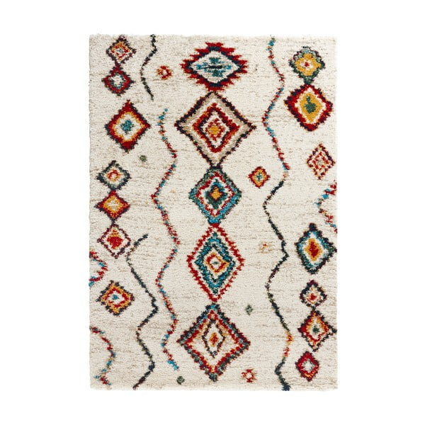 Covor Mint Rugs Nomadic Dream, 120 x 170 cm, crem