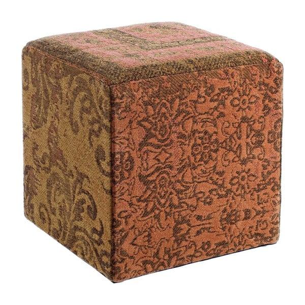 Stolička Twist Arancio, 40x40x40 cm