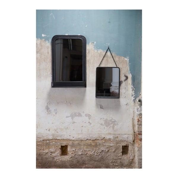 Závěsné zrcadlo s poličkou De Eekhoorn Speak