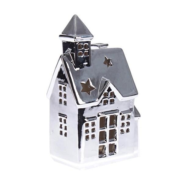 LED lucerna Silver House