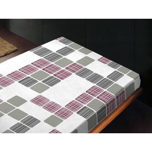 Prostěradlo Cube, 180x260 cm