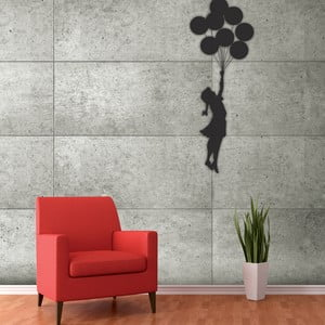 Velkoformátová tapeta Streetart Balloons, 315x232 cm