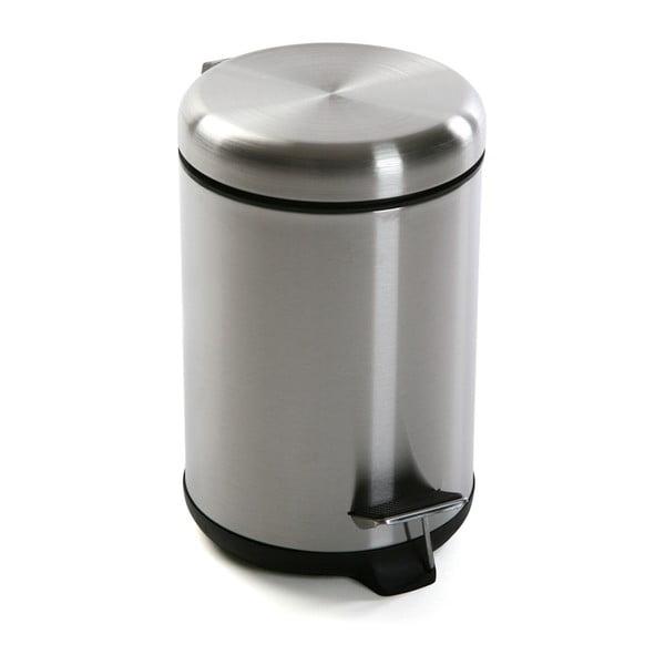 Coș de gunoi metalic Versa Step, 3 l