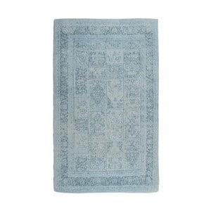 Koberec Chenille, 70x110, světle modrý
