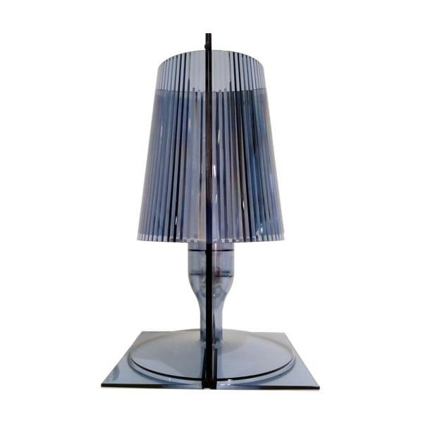 Modrá stolní lampa Kartell Take