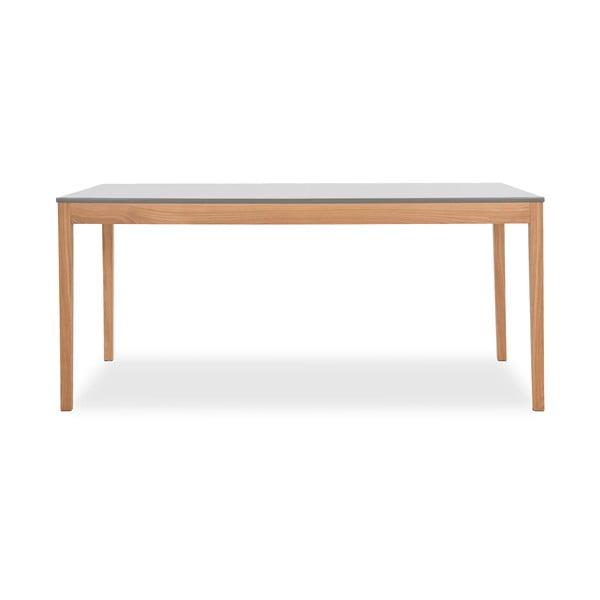 Jídelní stůl Tordis Grey, 170x90 cm