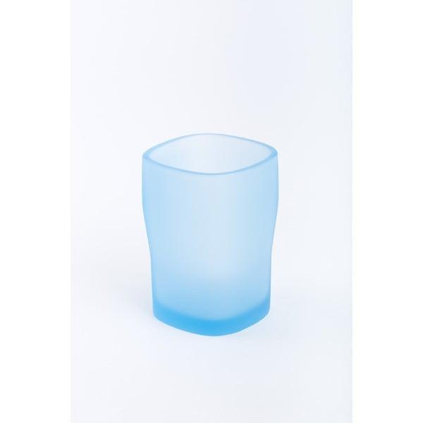 Kelímek na zubní kartáčky Bicchiere Light Blue