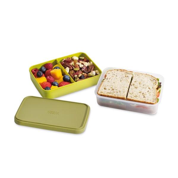 GoEat zöld ételhordó doboz - Joseph Joseph