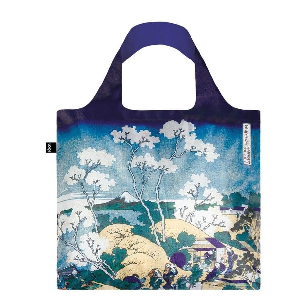 Skládací nákupní taška s kapsičkou LOQI Fuji
