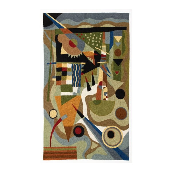 Koberec Kandinsky Abstraction, 150x90 cm