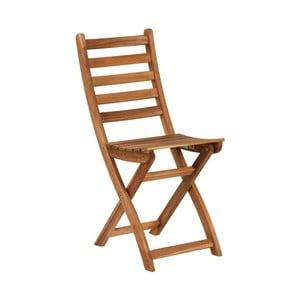 Hnědá skládací židle Butlers Lodge
