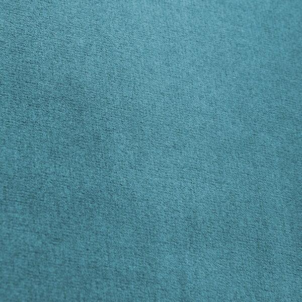Modrá pohovka pro tři Vivonita Chesterfield