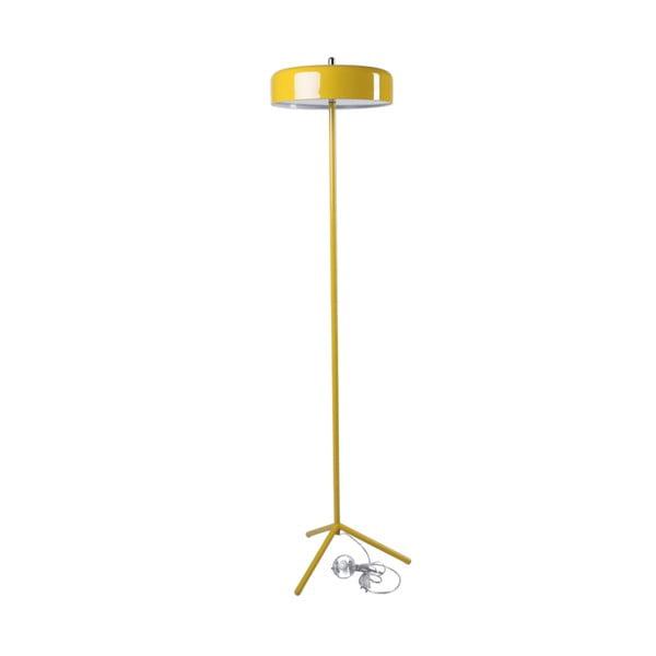 Lampa Plate, žlutá