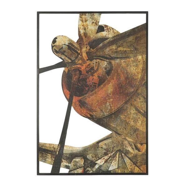 Plane fali dekoráció, 83 x 124 cm - Mauro Ferretti